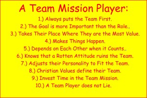 Team Mission Player Banner